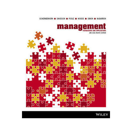 Management: Foundations & Applications (2nd Asia-Pacific Ed)