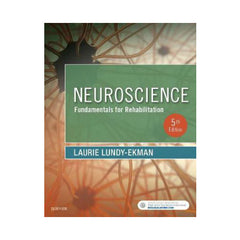 Neuroscience: Fundamentals for Rehabilitation 5th Edition