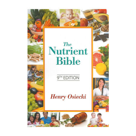 Nutrient Bible - 9th Edition