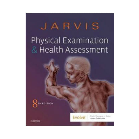 Physical Examination & Health Assessment 8th Ed