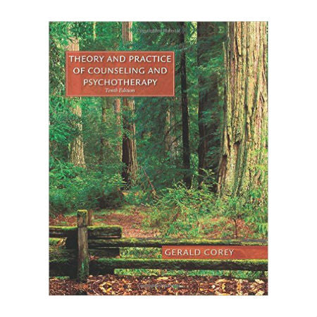 Theory And Practice of Counselling And Psychotherapy 10th Ed