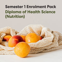 Diploma of Health Science (Nutrition) Semester 1 Pack