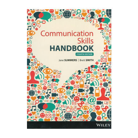 Communication Skills Handbook 4th Ed