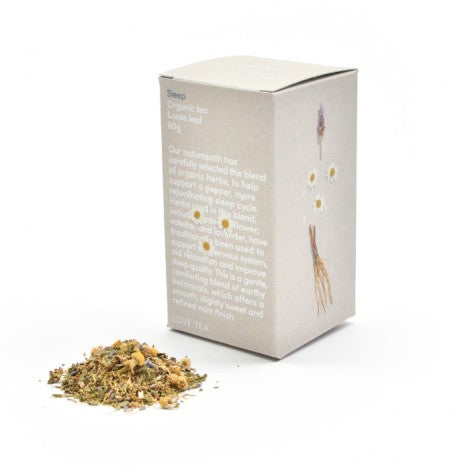 Sleep Blend loose leaf tea 60g