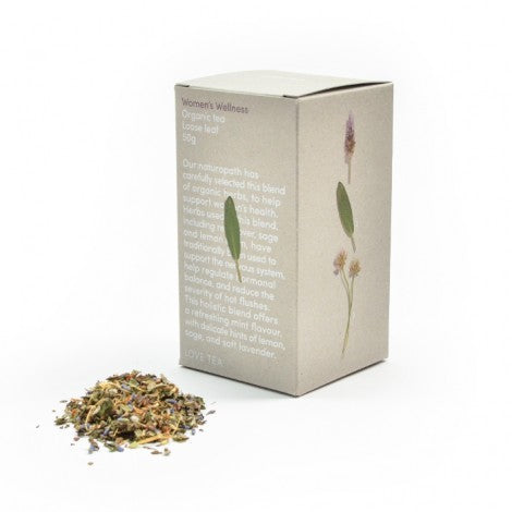 Women's Wellness Blend loose leaf tea 50g