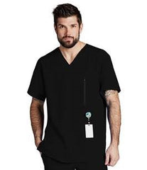 Endeavour Wellness Clinic Female Black Tunic