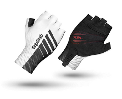 GripGrab-Aero-TT-Gloves-Black/White-Cycling-Gear-Australia