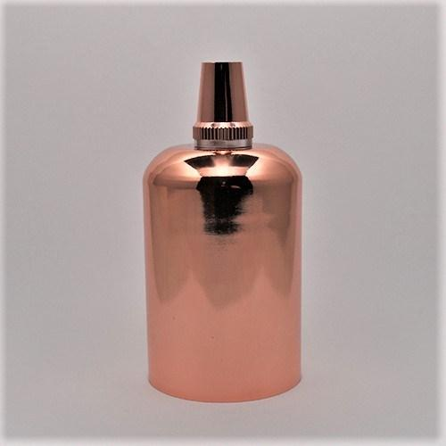 Rose Gold Metal E27 Pendant Lamp Holder