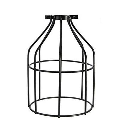 Farmhouse Style Cage Shade | 190mm