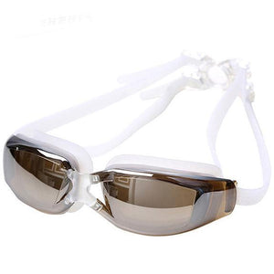 【Hot sale!!!】Anti-Fog Swim Goggles& Protective Case for Women Men Adult