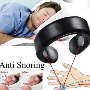 Never Snore Ring