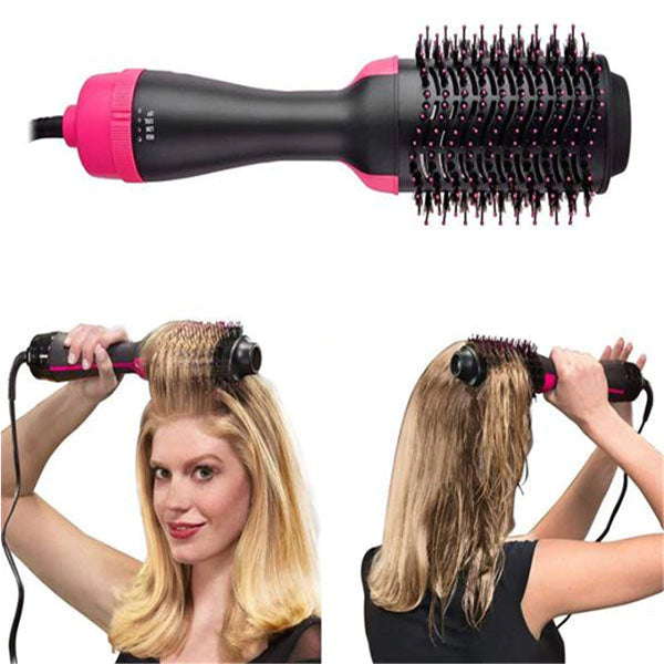3 in 1 Hair Straightener Curler Comb