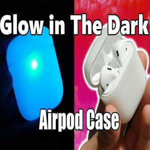 Luminous Airpods Case - glow in the dark