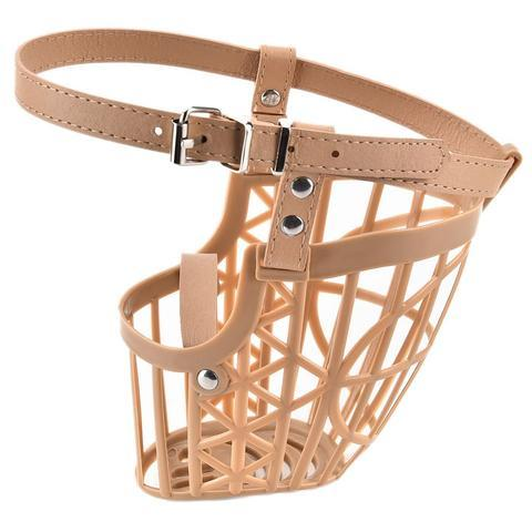 Dog Muzzle Anti-biting Basket Design