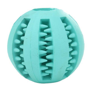 Dog Tooth Clean Rubber Ball
