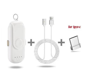 Portable Magnetic 4-in-1 Mobile Power Supply - SUITABLE FOR ALL PHONE MODELS