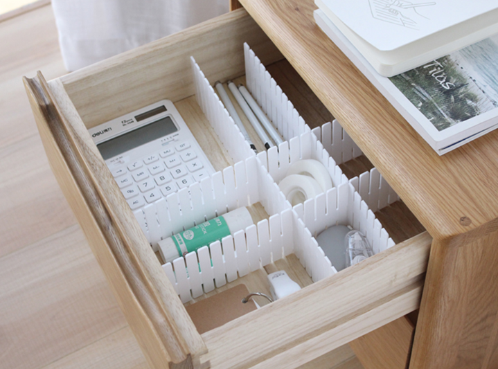 DIY Adjustable Drawer Organizer