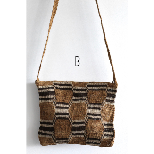 handwoven Argentina bag