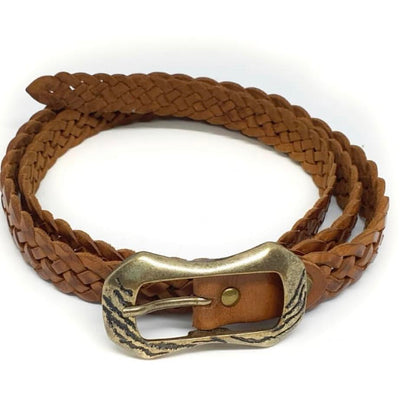 nomad jeans leather belt - one size