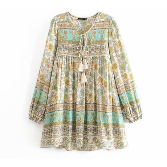 own kind dress - mint