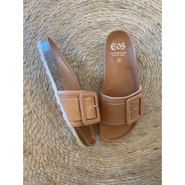 ginger eos brandy leather