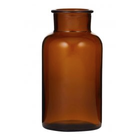 ALB specimen bottle brown 6561018