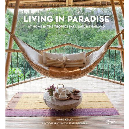 'Living in Paradise' by Annie Kelly 9780847865857
