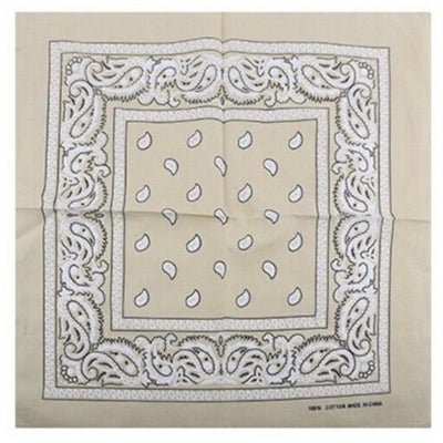 bandana - scarf - 100% cotton