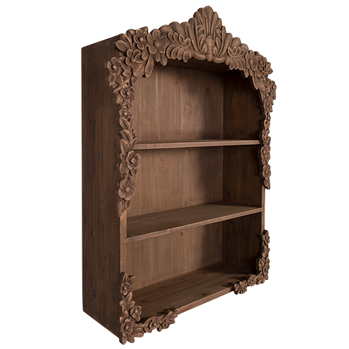 Wood Shadow Box SB268-Brown