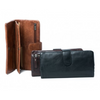 Nova Leather Wallet - Black RH-3030