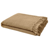 Lys throw rug 130x170cm - fawn