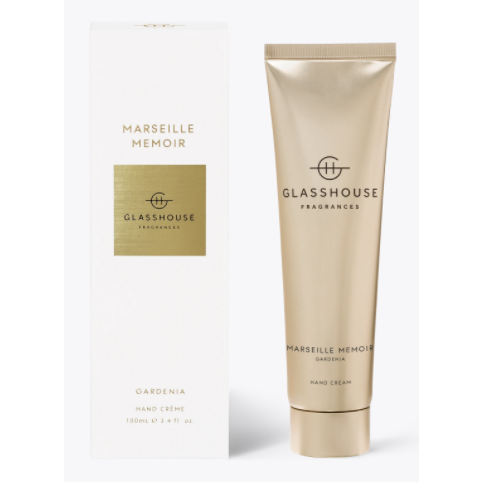 Marsielle Memoir hand cream- 100ml
