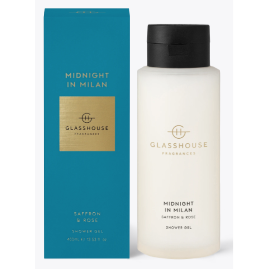 Midnight in Milan shower gel - 400ml