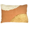 anisah cotton cushion - sof0896 nat/nude