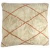 gaia cotton floor cushion - sof0899 nat/nude