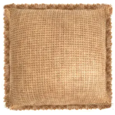 zohra cotton cushion - sof0893 nude