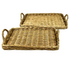 lima s/2 willow trays - hh4337 natural