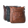 Willow large cross body- Cognac RH3031COG