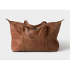 Frank Leather Duffle Bag Tan - AGE0001
