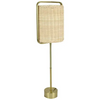 davies metal rattan table lamp 20x 60cm
