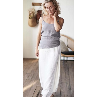 luxe culottes - 100% linen