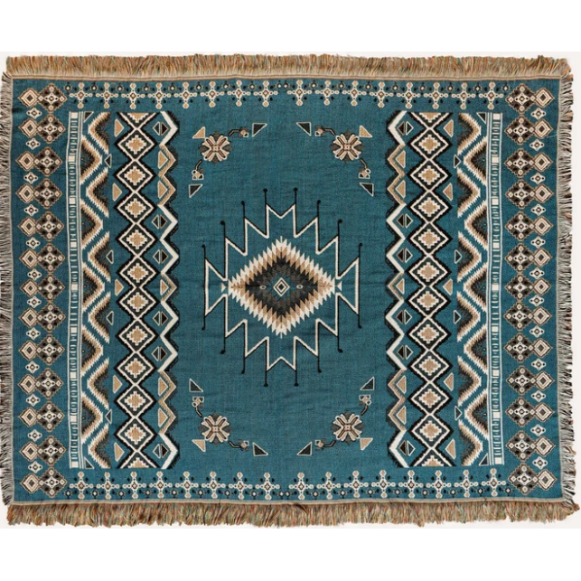 let it be picnic throw - 170x200