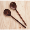 sono wood salad servers