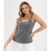 footloose cami linen viscose