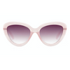 sunglasses newmar pink pouch