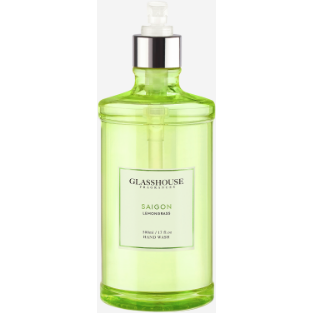 Glass house hand wash