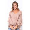 Polly knit J13LE - dusty pink