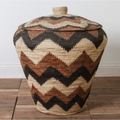 IL swazi woven basket BADE061713