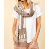 Pacific Scarf CC1572 - Bark