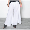 Tess Frayed Pants - 24IMH1505W - White